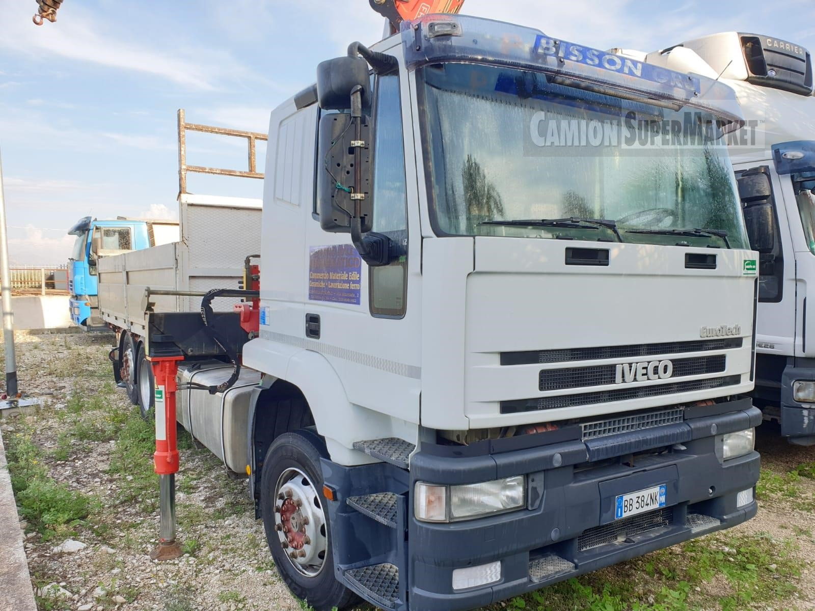 Iveco EUROTECH 240E43