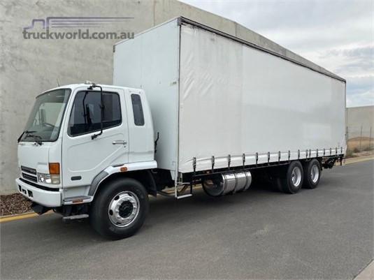 2006 Mitsubishi Fuso FN600 - Trucks for Sale