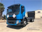 2016 Volvo FE280 Cab Chassis