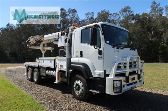 2011 Isuzu FXZ 1500 Midcoast Trucks - Trucks for Sale