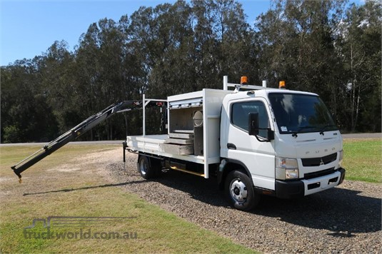 2014 Fuso Canter FE918 - Trucks for Sale