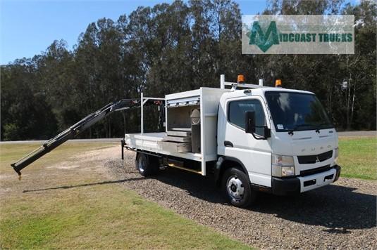 2014 Fuso Canter FE918 Midcoast Trucks - Trucks for Sale