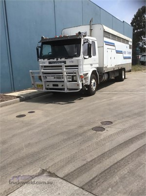 1986 Scania G320 Hume Highway Truck Sales - Trucks for Sale