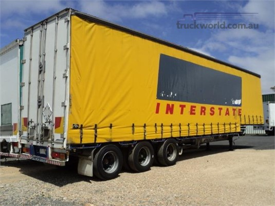 2003 Freighter 45ft Drop Deck Curtainsider Trailer - Trailers for Sale