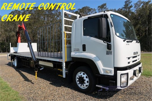 2010 Isuzu FTR900 - Trucks for Sale