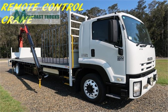 2010 Isuzu FTR900 Midcoast Trucks - Trucks for Sale
