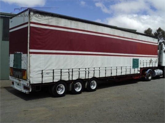 1998 Freighter 45FT Dropdeck Curtainsider - Trailers for Sale