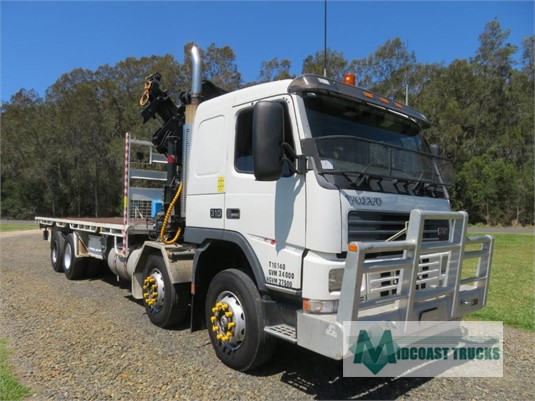 2002 Volvo Fm7.310 Midcoast Trucks - Trucks for Sale