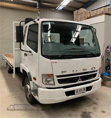 2010 Mitsubishi Fuso FIGHTER 6 - Trucks for Sale