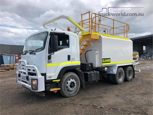 2012 Isuzu FVZ - Trucks for Sale