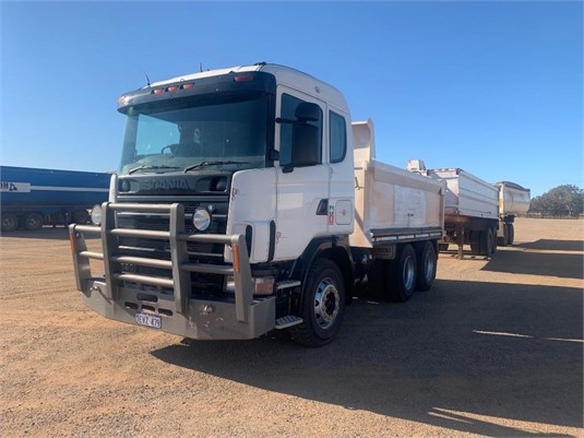 2000 Scania 143H - Trucks for Sale