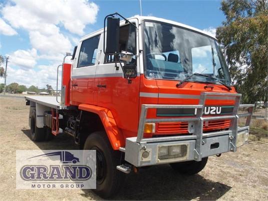 1996 Isuzu FTS 700s 4x4 Grand Motor Group  - Trucks for Sale