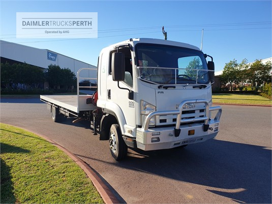 2011 Isuzu FRR 600 XLong Daimler Trucks Perth - Trucks for Sale