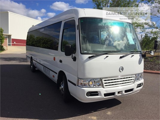 2014 Golden Dragon other Daimler Trucks Perth  - Buses for Sale