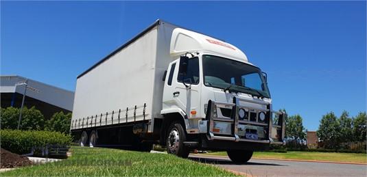 2017 Fuso Fighter 2427 - Trucks for Sale