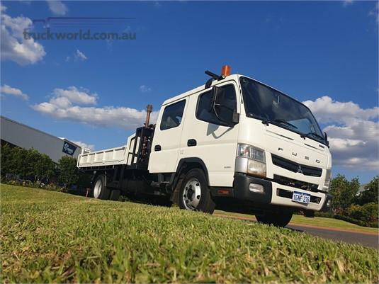2011 Fuso Canter 918 Crew Cab - Trucks for Sale