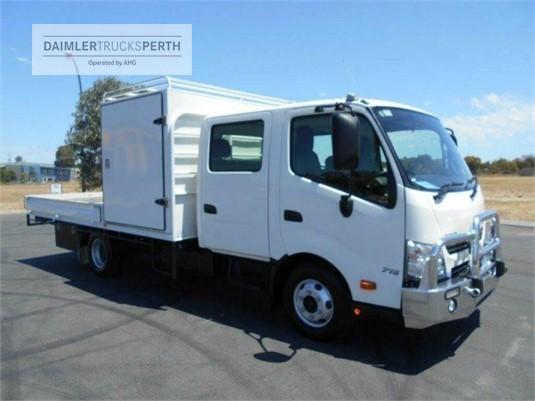 2016 Hino 300 Series 716 Hybrid Crew Daimler Trucks Perth  - Trucks for Sale