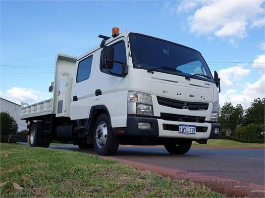 2012 Fuso Canter 815 Wide MWB - Trucks for Sale