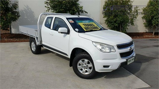 2013 Holden Colorado Rg My13 Lx Space Cab - Light Commercial for Sale