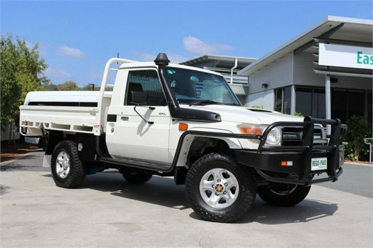 2013 Toyota Landcruiser Vdj79r My13 GXL - Light Commercial for Sale