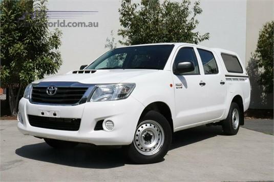 2014 Toyota Hilux Sr - Light Commercial for Sale
