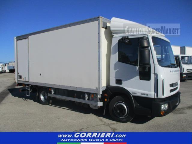 Iveco EUROCARGO 75E16 used 2011
