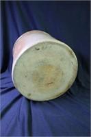 2 Gallon Stoneware Decorated Crock