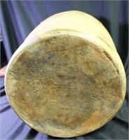 5 Gallon Cobalt Decorated Crock Churn