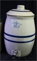 Stoneware Jug & Water Dispenser