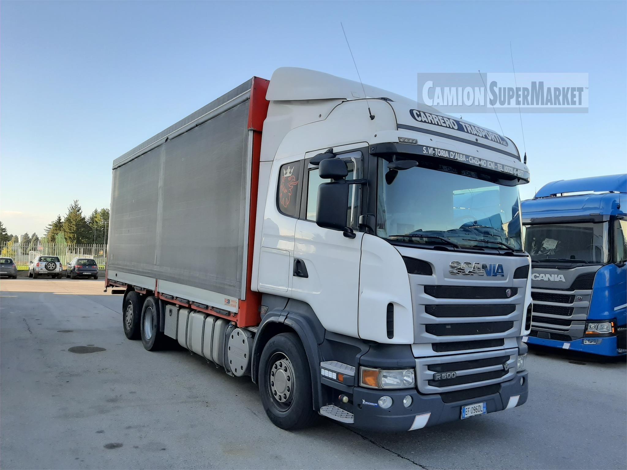 Scania R500 Usato 2010