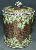 Moriage Tobacco Jar.