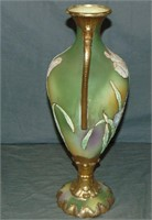Moriage Bolted Vase.