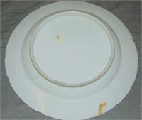 Lot of Two Moriage Plates.