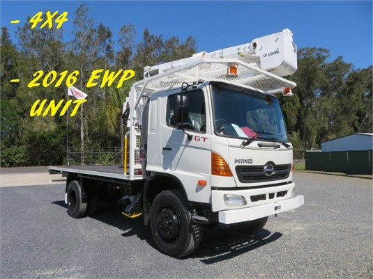 2007 Hino GT 4x4 - Trucks for Sale