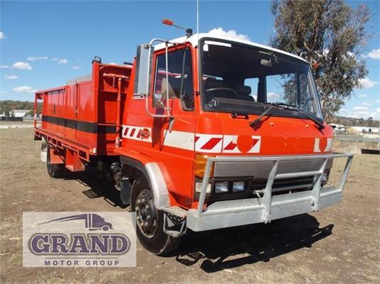 1989 Hino GD Grand Motor Group  - Trucks for Sale