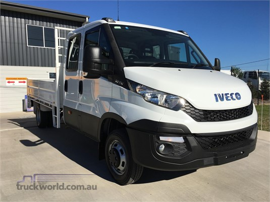 2016 Iveco Daily 50C21 - Trucks for Sale