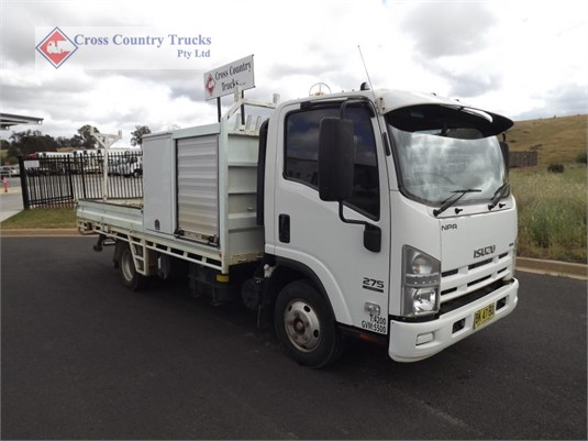 2011 Isuzu NPR 275 Cross Country Trucks Pty Ltd - Trucks for Sale