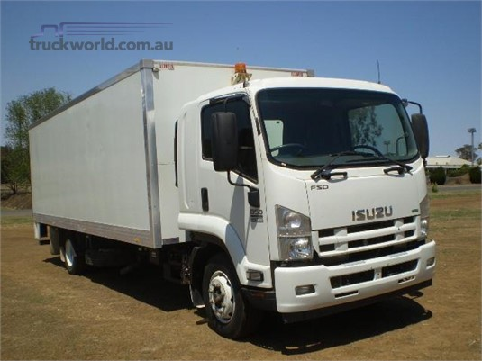 2014 Isuzu FSD 850 Black Truck Sales - Trucks for Sale