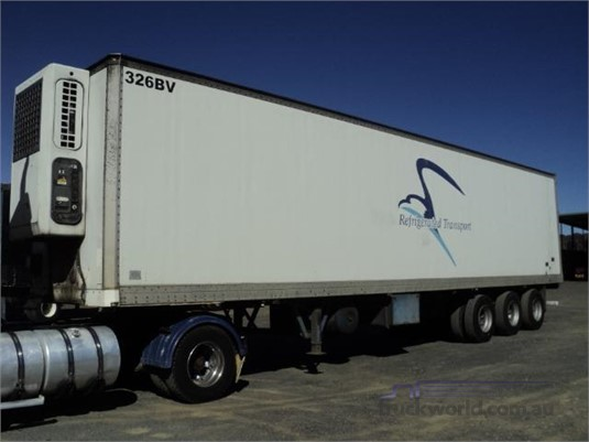 1996 Maxi Cube Refrigerated Trailer - Trailers for Sale