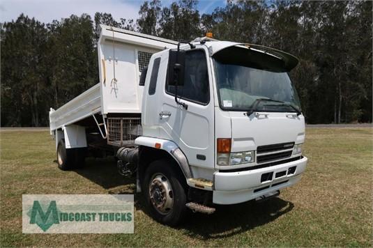 2007 Fuso Fighter 10 Midcoast Trucks - Trucks for Sale