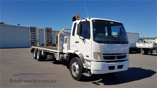 2009 Mitsubishi Fuso FIGHTER FM65 - Trucks for Sale