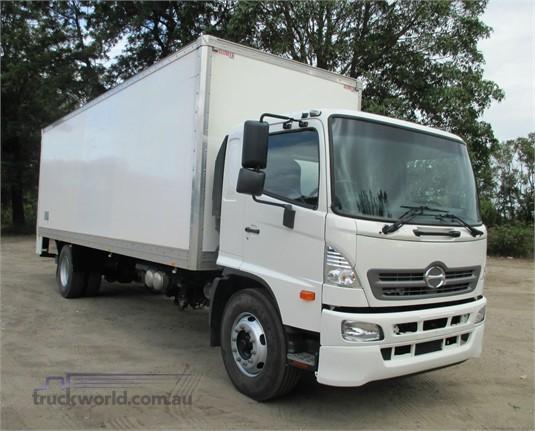 2015 Hino 500 Series 1727 GH - Trucks for Sale
