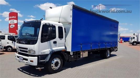 2006 Isuzu FVR - Trucks for Sale