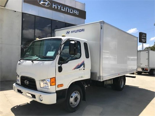 2016 Hyundai HD75 - Trucks for Sale