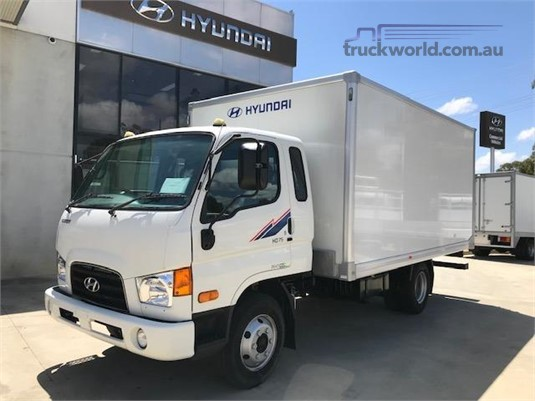 2016 Hyundai HD75 Adelaide Quality Trucks & AD Hyundai Commercial Vehicles - Trucks for Sale
