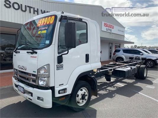 2016 Isuzu FRR 600 Long South West Isuzu - Trucks for Sale