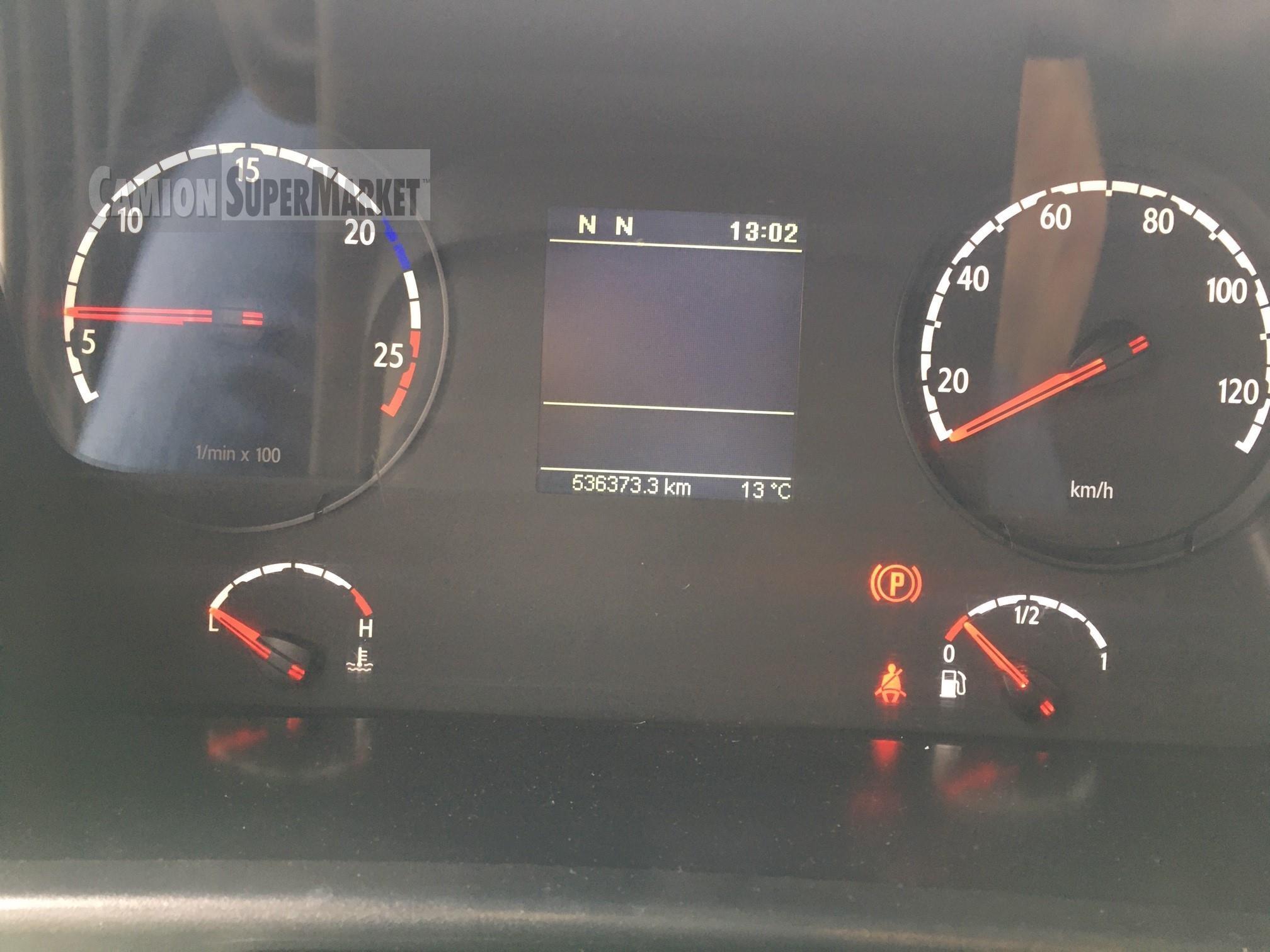 Scania P320 used 2009 Veneto