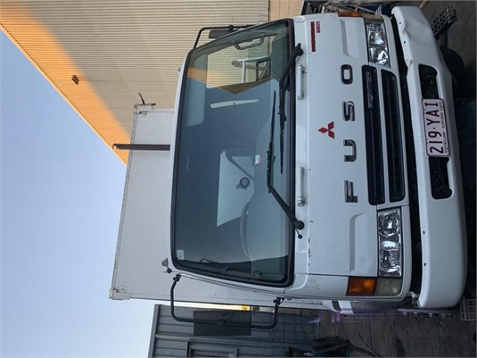 2007 Mitsubishi Fuso Fighter Fk13.240 - Trucks for Sale