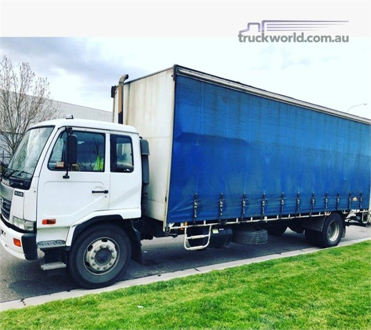 2006 Nissan Diesel UD - Trucks for Sale