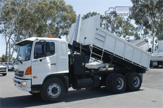 2006 Hino 500 Series 2635 FM - Trucks for Sale